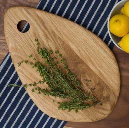 eco-friendly chopping board