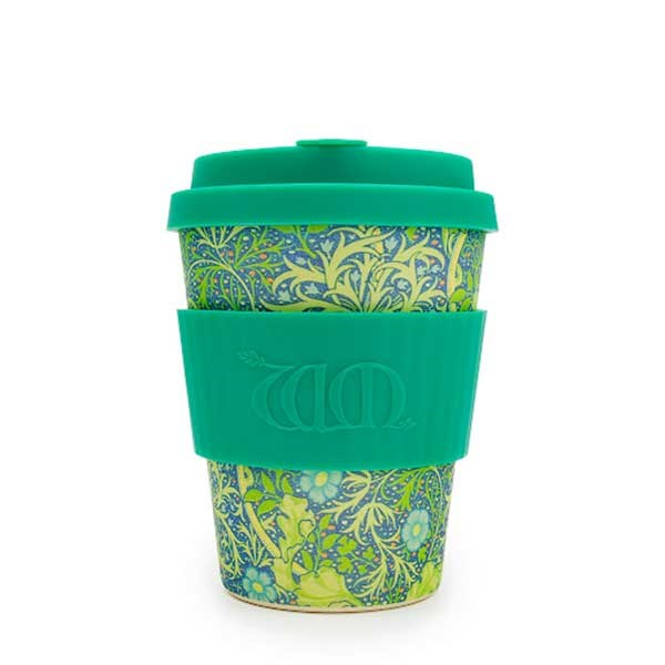 Eco-friendly reusable coffee cup