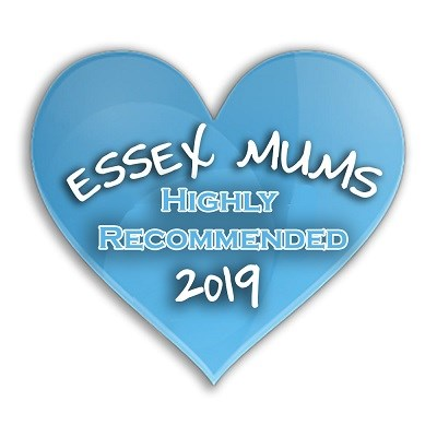 Highly Recommended in the Essex Mums Awards 2019